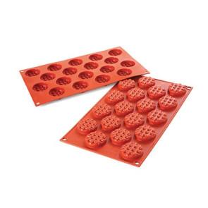 Stampo in silicone alimentare Cialda tondo