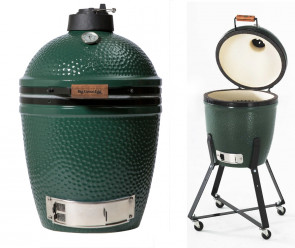 Barbecue Small Egg cm.33: Kamado - Forno - Affumicatore