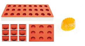 Stampo per gelatine Ananas