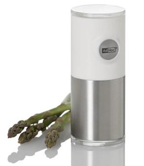 Moulin à sel à poivre magnétique blanc PEPNETIC