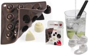 CHOCO-ICE chocolats, mini-desserts ou glaçons