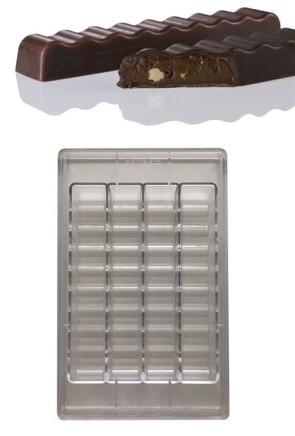 Stampo torrone di cioccolato