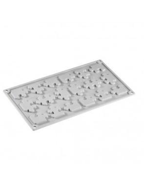 Puzzle stampo in silicone Linea Gourmand di Pavoni Professional