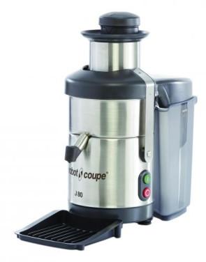Centrifuge automatique J80 Ultra de Robot Coupe: Jus de fruits et de légumes