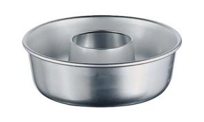 Moule à savarin en aluminium