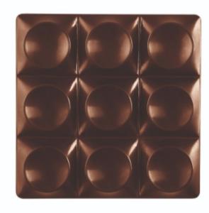 Moule en polycarbonate Mini Bricks tablet de Pavoni Professional