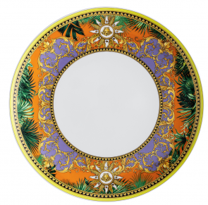 Assiette 28 cm Versace Jungle Animalier de Rosenthal