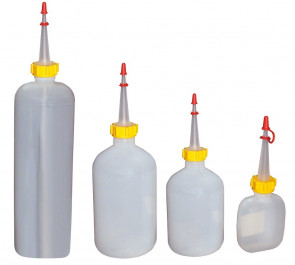 Flacons de dosage pour sauces de Schneider