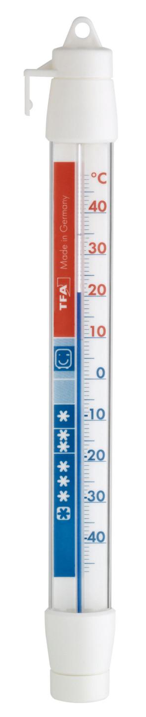Termometro analogico per frigorifero e freezer di TFA