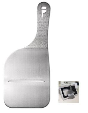 XFETTA: Mandoline à truffes en acier NitroB d'Ambrogio Sanelli