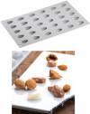 Moule en silicone Amandes de Pavoni Professional