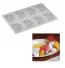 Stampo in silicone Corallo di Pavoni Professional