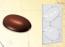 Stampo in policarbonato Uovo di Pasqua 350 grammi