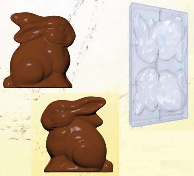 Stampo coniglio pasqua