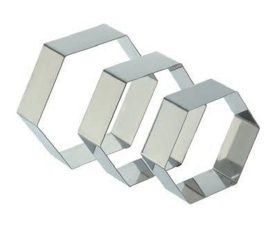 stampi acciaio semifreddo esagonale