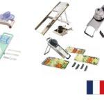 Mandoline giapponesi e mandoline francesi