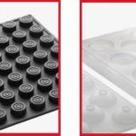 Stampi in silicone platinico per pasticceria