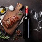 Taglio delle carni per la cottura al barbecue e abbinamenti con il vino